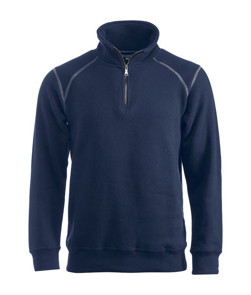 Unisex Sweater Rumford navy blau