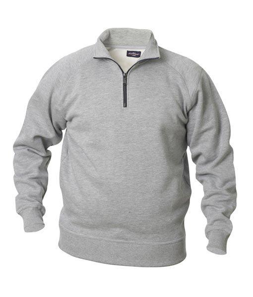 Unisex Sweater Rumford graumeliert