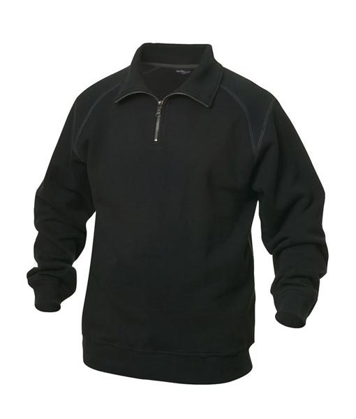 Unisex Sweater Rumford black