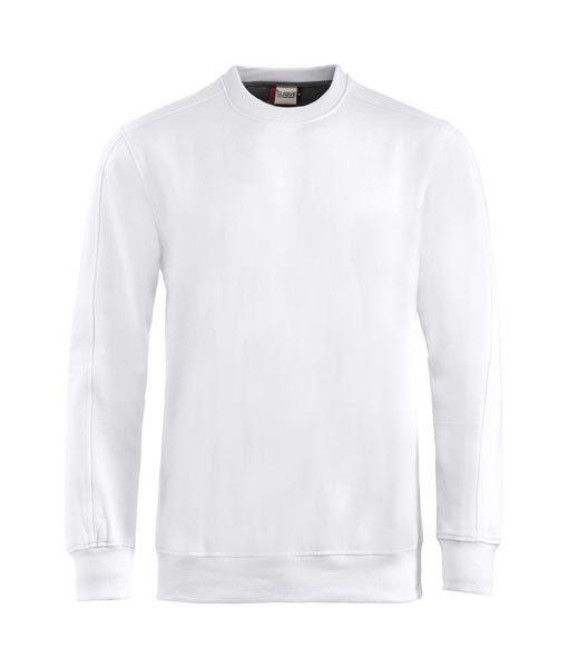 Unisex Sweater Canton weiss