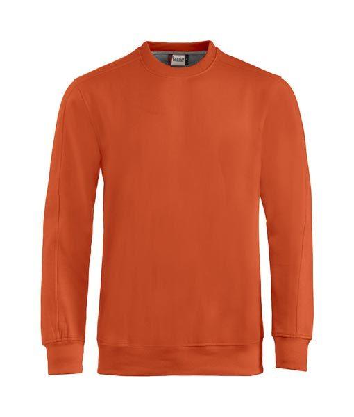 Unisex Sweater Canton orange