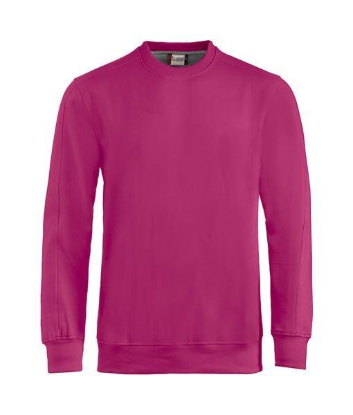 Unisex Sweater Canton kirsche