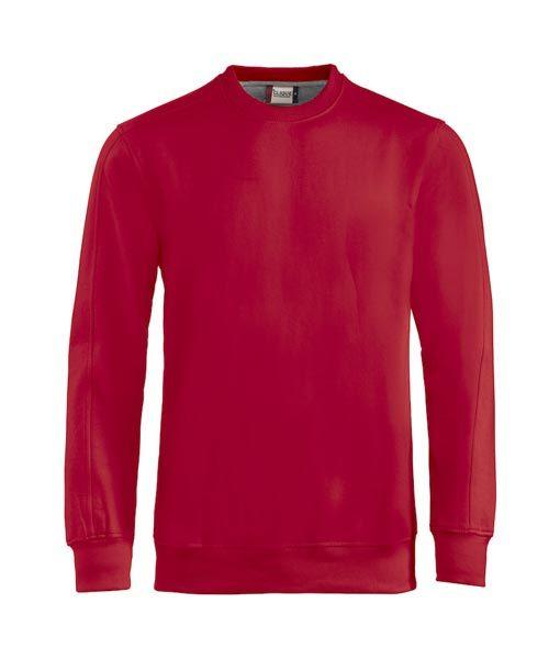 Unisex Sweater Canton rot