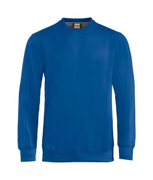 Unisex Sweater Canton royalblau