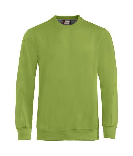 Unisex Sweater Canton hellgrün