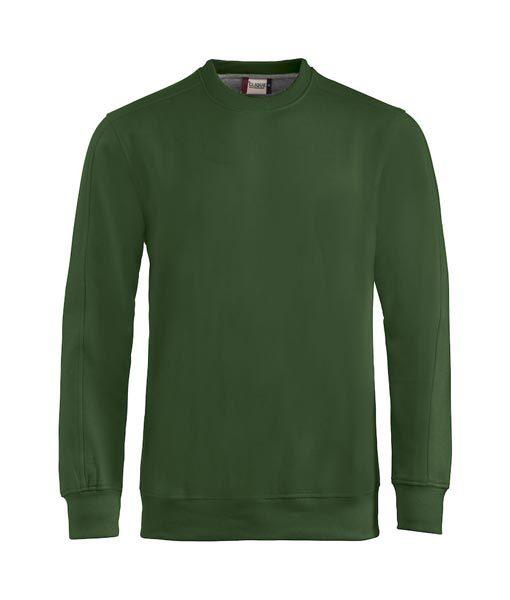 Unisex Sweater Canton dunkelgrün