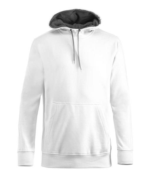 Unisex KapuUnisex Kapuzen-Sweater Carmel weisszen-Sweater Carmel zitronengelb