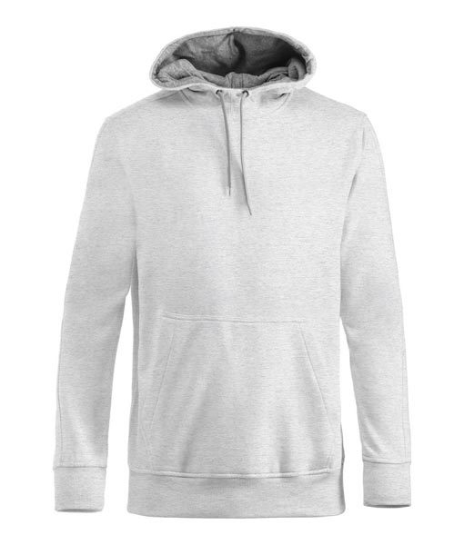 Unisex Kapuzen-Sweater Carmel asche