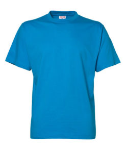 Tee Jays 8000 Soft Herren T-Shirt azureblau