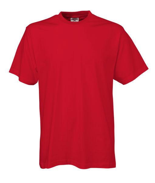 Tee Jays 8000 Soft Herren T-Shirt rot