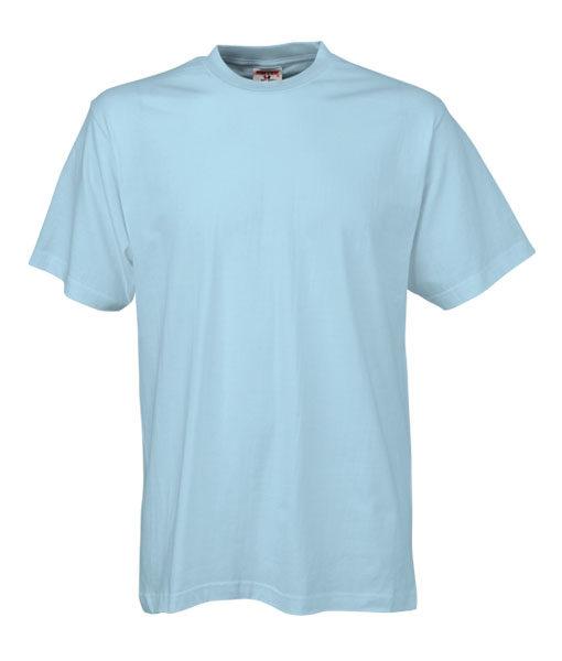 Tee Jays 8000 Soft Herren T-Shirt skyblau