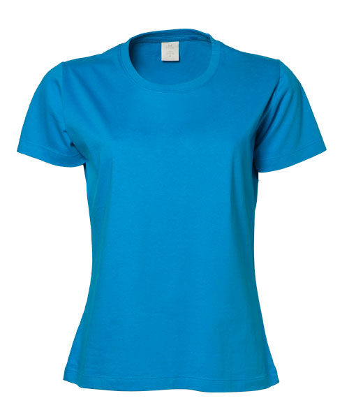 Tee Jays 8050 Damen T-Shirt azure blau