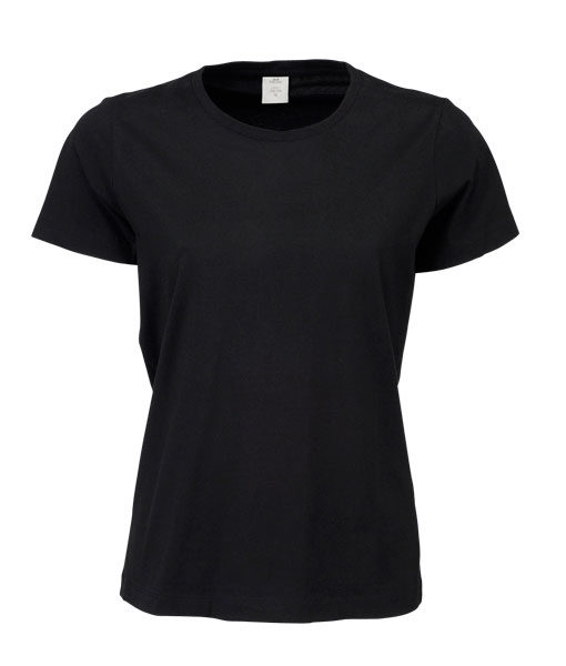 Tee Jays 8050 Damen T-Shirt black
