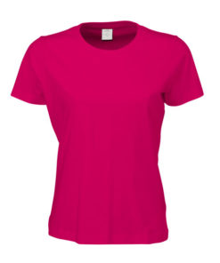 Tee Jays 8050 Damen T-Shirt hot pink