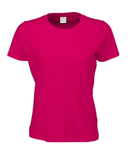 Tee Jays 8050 Damen T-Shirt hot pink