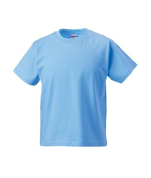 Kinder T-Shirt Russel sky