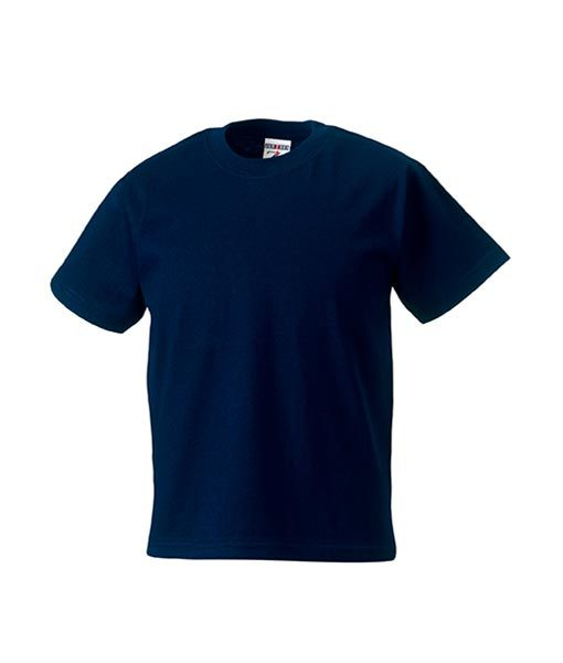 Kinder T-Shirt Russel french navy