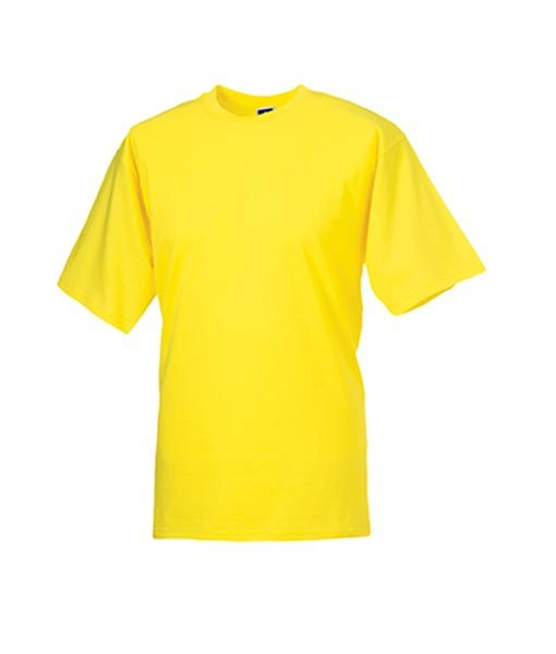 Herren T-Shirt R-180M-gelb