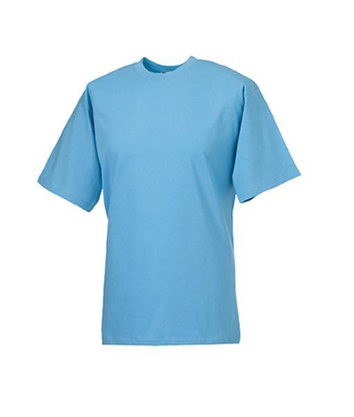Herren T-Shirt R-180M-hellblau