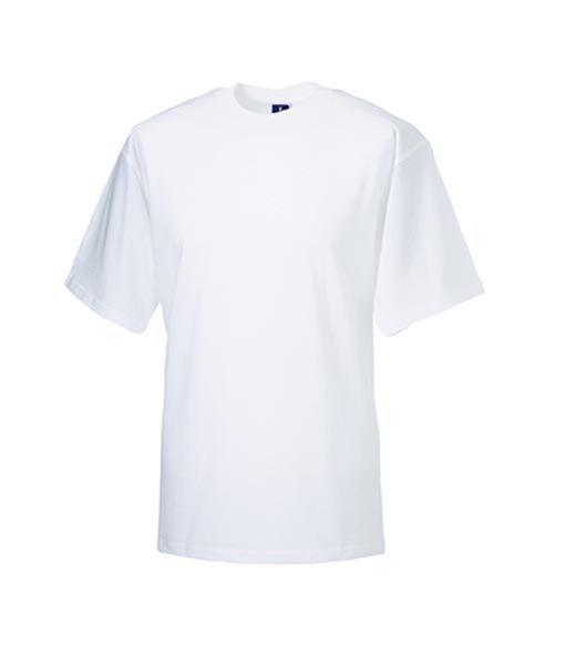 Herren T-Shirt R-180M-white