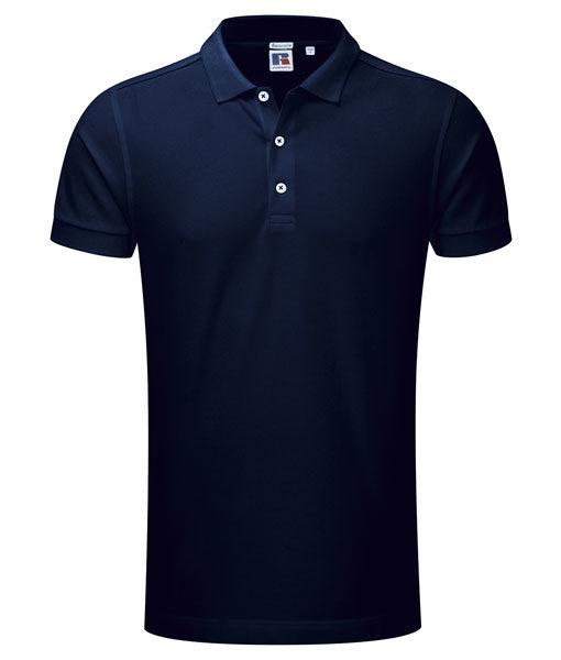 Russel 566M Herren-Poloshirt french navy