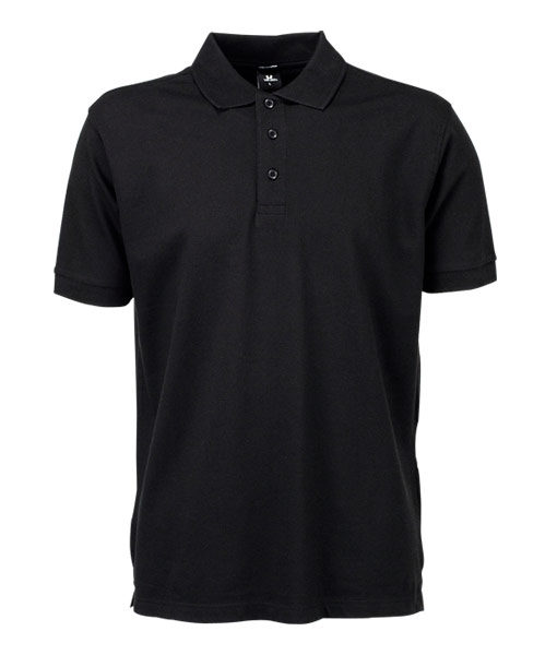 Herren Poloshirt TJ 1405 black