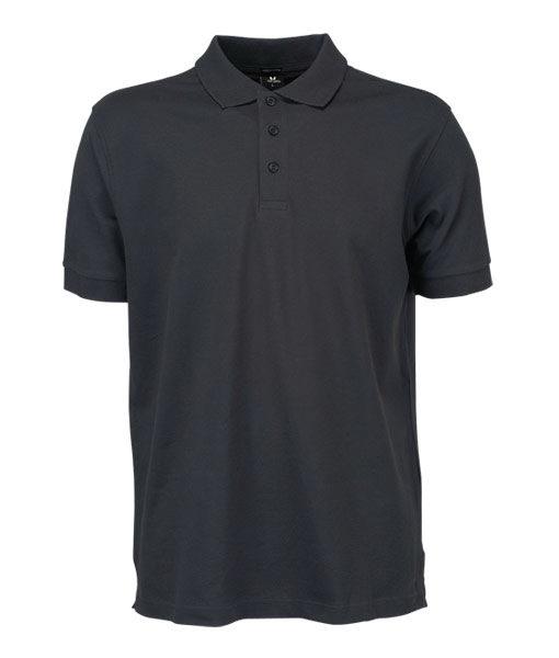 Herren Poloshirt TJ 1405 darkgrey